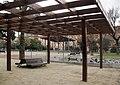 042 Parc Municipal d'Olesa de Montserrat, pèrgola.jpg