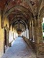 058 Sant Jeroni de la Murtra, galeria sud del claustre.JPG