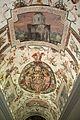 0 Voûte de l'escalier jouxtant la Chapelle Sixtine (1).JPG