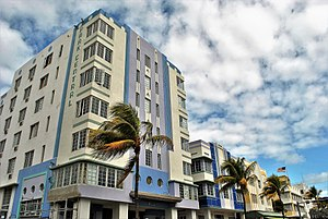 Miami Beach Architectural District - Image: 1) Park Central (1937)
