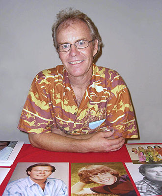 Mike Lookinland - Lookinland at the Big Apple Convention in Manhattan, October 1, 2010.