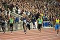 100 m Memorial Van Damme 2010.jpg