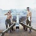 103 Field Bty RAA in South Vietnam 1966 (AWM EKN660065VN).jpg