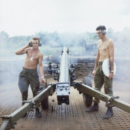 103 Field Bty RAA in South Vietnam 1966 (AWM EKN660065VN)