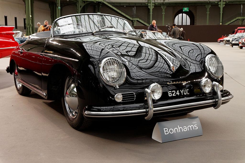 File 110 Ans De L Automobile Au Grand Palais Porsche 356 A 1600 Speedster 1956 001 Jpg