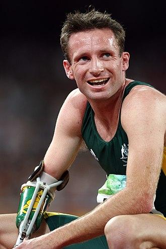 Australia at the 2008 Summer Paralympics - Heath Francis