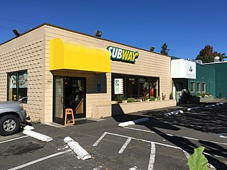 Subway (restaurant) American fast food chain