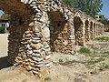 132 Arcades del recinte de la sala Kursaal (Valls), antic aqüeducte.jpg