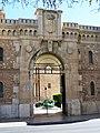 144 Sant Miquel dels Reis (València), portal d'accés al recinte.jpg