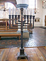 148 81 (87) z 24.01.1957 Synagoga (duża), ob. muzeum. Tykocin, ul. Kozia 2 jass sw.jpg