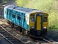 150256 to Bridgend via Rhoose at Devils Bridge (13978864943).jpg