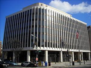 Vlastimil Koubek - The Air Line Pilots Association Building, 1625 Massachusetts Avenue NW.