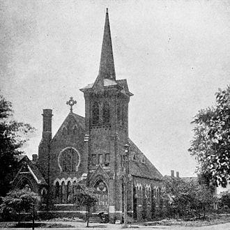 16th Street Baptist Church - Building used by 16th Street Baptist Church from 1884 to 1908