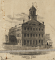1852 FaneuilHall Boston McIntyre map detail.png