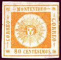 1859 Uruguay 80c Mi9a.jpg