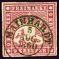 1860 Württemberg 9kr Mainhardt K2.jpg