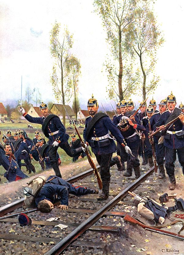 the status of france after its defeat in the franco prussian war Buy the franco-prussian war: the german invasion of france 1870-1871 by  the franco-prussian war:  interestingly this war, that between its ending in 1871 and.