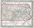 1874 Mitchell Map of Pennsylvania - Geographicus - PA-m-1874.jpg