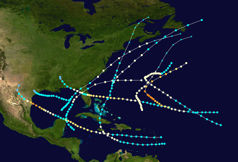 1880 Atlantic hurricane season