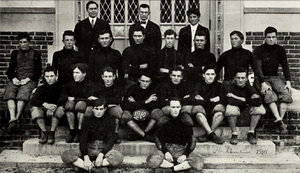 1910 Florida football team - Image: 1910 Florida Gators football team