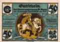 1921 – Gutschein der Sportvereinigung St. Georg der Hamburger Turnerschaft von 1816 – 50 Pfg.png