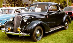Chevrolet Master - 1937 Master Coupe