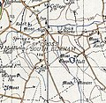 1945 Ordance Survey Map of St Cross, South Elmham.JPG