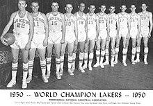 1949–50 Minneapolis Lakers season - Wikipedia