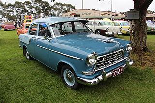 Holden FC Motor vehicle