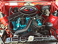 1970 AMC Javelin SST with 360 V8 red white C-stripe AMO 2015 meet 7of7.jpg