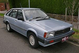 Honda Quint - Image: 1983 1985 Rover Quintet hatchback (2015 07 03) 01