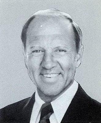 California's 40th congressional district - Image: 1985 p 19 Robert Badham