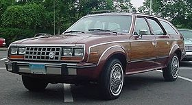 1987 AMC Eagle wagon burgundy-woodgrain NJ.jpg