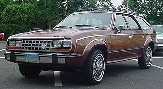 AMC Eagle - 1987 AMC Eagle Wagon Limited