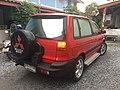 1991-1992 Mitsubishi RVR (N10W) Minivans (27-03-2018) 02.jpg