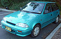1991-1994 Holden MH Barina 5-door hatchback 05.jpg