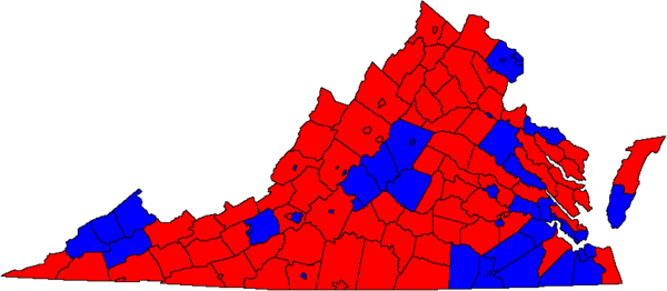 United States Senate election in Virginia 1994 Wikiwand