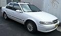 1996-1998 Ford EL Fairmont sedan 02.jpg
