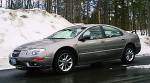 Chrysler LH platform - 1999 Chrysler 300M