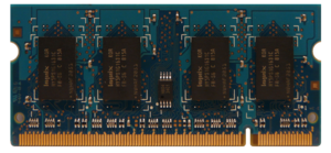 DDR2 SDRAM - PC2-6400 DDR2 SO-DIMM (for notebooks)