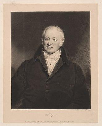 James Scarlett, 1st Baron Abinger - Lord Abinger.