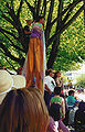 2000 Fremont Solstice Parade - stiltwalker watches.jpg
