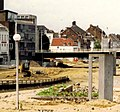 20010708 Maastricht; Maasboulevard under reconstruction, seen from Sint-Servaasbrug2.jpg