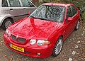 2001 MG ZS 120 Sedan (8079915143).jpg