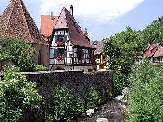 Kaysersberg - Image: 2003 0530Kaysersberg