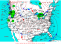2004-01-07 Surface Weather Map NOAA.png