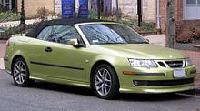 2005 2007 Saab 9 3 Convertible Us