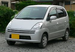 Suzuki MR Wagon, 1st generation