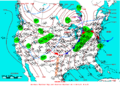 2006-03-12 Surface Weather Map NOAA.png