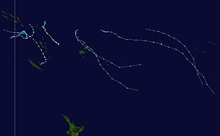 2006–07 South Pacific cyclone season cyclone season in the South Pacific ocean